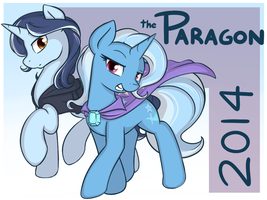 Bronycon 2014 Badge by TheParagon