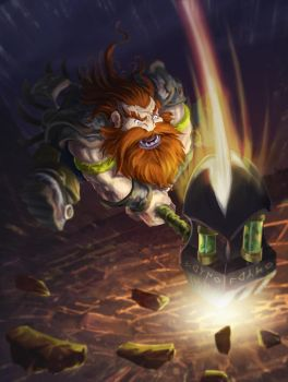 Gnome-Hearthstone by Tregis by Tregis