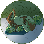 Sleep My Little Darling by Thoughtful-Stargazer