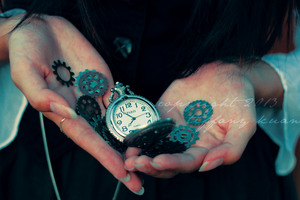 Time is an Illusion by bejeweledmoonphoto