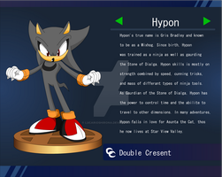 Hypon Trophy .:Codec Added:. by LucarioShirona