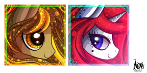 Icon Commissions by TheNornOnTheGo