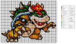 Bowser Pattern by H3LLoK66aren99