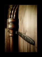 The Old Door IV by ZoneGrafix