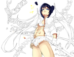 Black Rock Shooter Wip by RoyaltyBritain