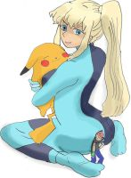 Assh smush gimmi back my pikachu by joeraiden