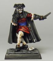 MORDHEIM Hired Sword Highwayman by FraterSINISTER