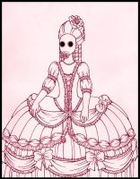 MarieAntoinette2 by radioactive-orchid