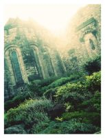 Shining sun + medieval history by apocalove