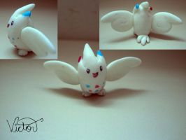 468 Togekiss by VictorCustomizer