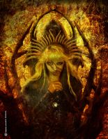 Queen of hell by AbdelhamedArisha