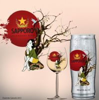 Sapporo Contest Entry by GD4hire