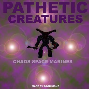 chaos space marines by DaGrImOnE