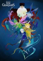 Rise of the guardians Fin by Uwall