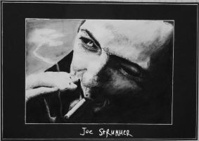 Joe Strummer 2 by OperationClash