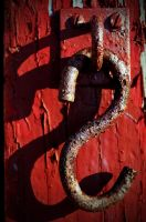 Rusted Hook by PAlisauskas
