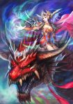 Red dragon queen by LusiaNanami