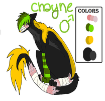 Chayne ref by ShockHazard
