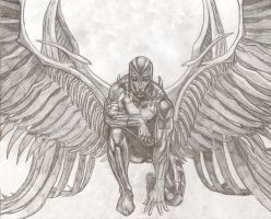 Archangel Number 3 by elysian-autumn