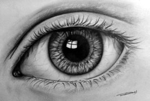 THE EYE by ROSSJCBR