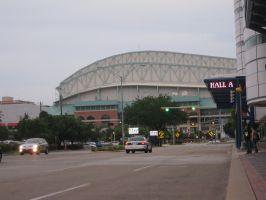 Minute Maid Park by Urvy1A