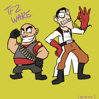 TF2 Ware by The-Letter-W