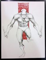 Daredevil WonderCon 2012 commission by aposcar