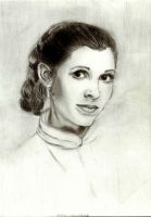 1993 Bespin Leia by khinson