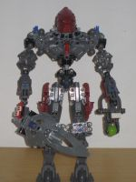 My bionicle moc by kartron