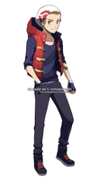 Clyde Stratton by zerudez