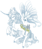 Faering OC : Aurielle by AlimareEmpire