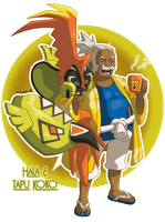 It's time for Tapu Cocoa!