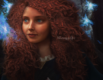 Real life - Merida by Nikmarvel