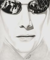 Neo  The Matrix Reloaded by TheNightGallery