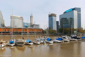 Puerto Madero, Buenos Aires by NorthernLand