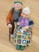 Old Grannies by mellisea