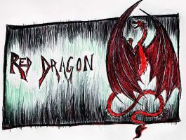 Red Dragon by Black-Hearted-Poet