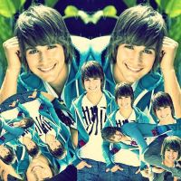 James Maslow Blend by CaamiMaslow