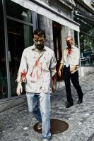 Zombie walk Lausanne by silvercrow