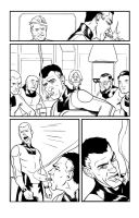 The Privateers of Nebulon Five pg.2 by ADAMshoots