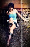 Jill Valentine by Shermie-Cosplay