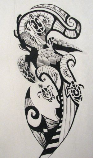 Best Source Tattoos Design, Maori Tattoos is cool tattoo design