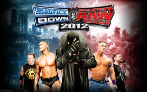 SmackDown vs RAW 2012 v.2 by PainSindicate
