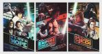 Star Wars posters by Barbeanicolas