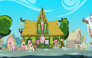 Flower Shop by mysticalpha
