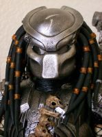 Hot toys Scar Predator mask by ShadowPredator2012