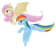 .: The only one who's faster than Dashie :. by Felcia