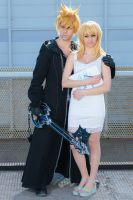 Namine x Roxas - Together by Asteria91
