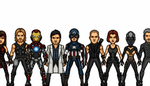 The Ultimates - What If - non-canon by LoganWaynee
