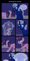 Past Sins: Mother of a Nightmare P11 by SaturnStar14